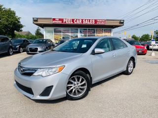 Used 2012 Toyota Camry SE|ALLOYS|REARVIEW|HEATEDSEATS|CERTIFIED AND MORE! for sale in Mississauga, ON