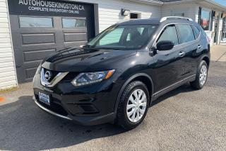 Used 2016 Nissan Rogue for sale in Kingston, ON