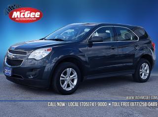Used 2013 Chevrolet Equinox LS 2.4L, Clth Bkts, Cruise Ctrl, Keyless Entry, Bluetooth, 17
