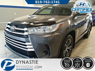 Used 2018 Toyota Highlander LE for sale in Rouyn-Noranda, QC