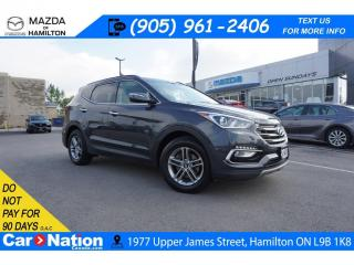 Used 2018 Hyundai Santa Fe Sport 2.4 SE | LEATHER | PANO ROOF | REAR CAM | AWD for sale in Hamilton, ON