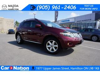 Used 2009 Nissan Murano SL | AS-TRADED | AWD | PANO ROOF | REAR CAM for sale in Hamilton, ON