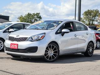 Used 2015 Kia Rio LX+ for sale in Burlington, ON
