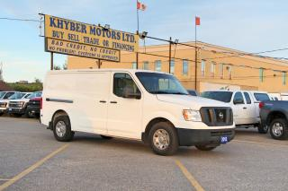 Used 2012 Nissan NV 3500 S for sale in Brampton, ON