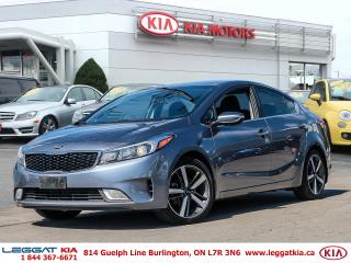 Used 2017 Kia Forte EX+ for sale in Burlington, ON