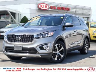 Used 2016 Kia Sorento EX for sale in Burlington, ON