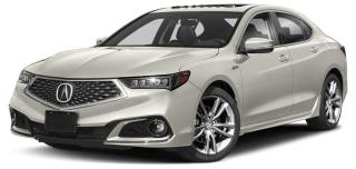 Used 2020 Acura TLX A-Spec for sale in Burlington, ON