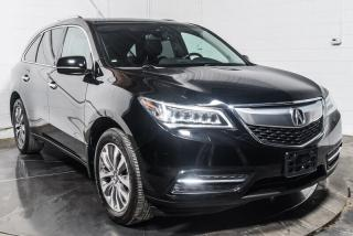 Used 2014 Acura MDX TECH PACK SH-AWD CUIR TOIT NAV for sale in St-Hubert, QC