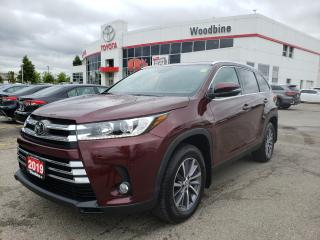 Used 2019 Toyota Highlander LOW KM | XLE AWD for sale in Etobicoke, ON