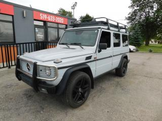 Used 1993 Mercedes-Benz G-Class G350 Turbo Diesel for sale in St. Thomas, ON