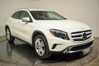 Used 2016 Mercedes-Benz GLA GLA 250 4MATIC CUIR MAGS for sale in St-Hubert, QC