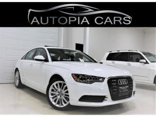 Used 2012 Audi A6 4dr Sdn quattro 3.0T Premium Plus for sale in North York, ON
