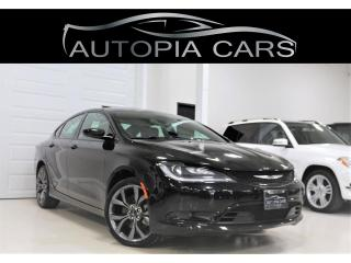 Used 2015 Chrysler 200 4dr Sdn S FWD for sale in North York, ON