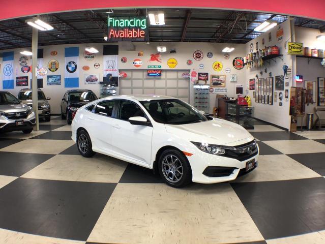 2017 Honda Civic Sedan LX AUT0 A/C CRUSIE BLUETOOTH BACKUP CAMERA 52K