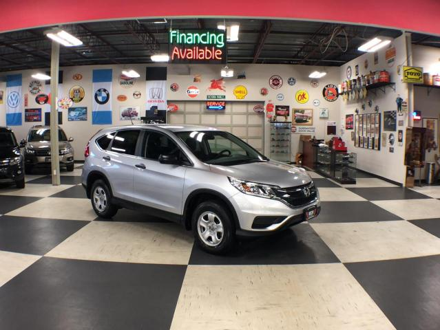 2015 Honda CR-V LX AUT0 A/C CRUISE H/SEATS REAR CAMERA 76K