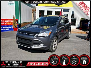 Used 2014 Ford Escape SE CUIR + CAMERA + JAMAIS ACCIDENTE for sale in Blainville, QC