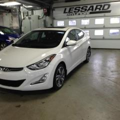 Used 2015 Hyundai Elantra Berline 4 portes, boîte automatique, GLS for sale in Québec, QC