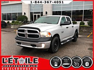 Used 2014 RAM 1500 SXT CREWCAB V6, DEMARREUR A DISTANCE, C for sale in Jonquière, QC