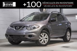Used 2013 Nissan Murano 2013 Nissan Murano - AWD 4dr SV for sale in Montréal, QC
