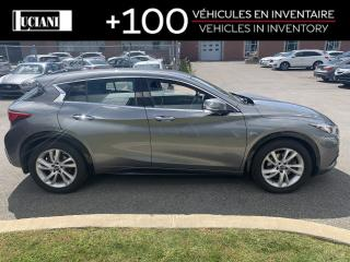 Used 2018 Infiniti QX30 2018 Infiniti QX30 , CUIR , CAMERA ! for sale in Montréal, QC