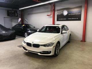 Used 2013 BMW 3 Series 328i xDrive, NAVI, CAMERA DE RECUL, INT. for sale in Montréal, QC