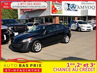 Used 2011 Mazda MAZDA3 GS for sale in St-Hyacinthe, QC