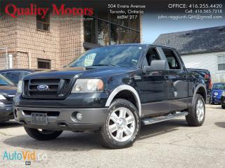 Used 2007 Ford F-150 FX4 for sale in Etobicoke, ON