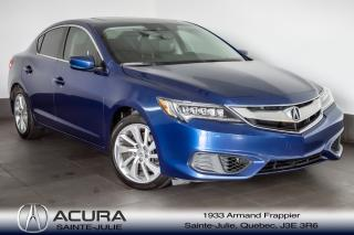 Used 2016 Acura ILX PREMIUM Cuir-toit Acura Certifiée for sale in Ste-Julie, QC