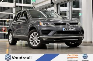 Used 2015 Volkswagen Touareg Sportline * TOIT * 18 POUCES for sale in Vaudreuil-Dorion, QC