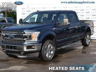 Used 2019 Ford F-150 XLT  - Navigation for sale in Welland, ON