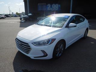 Used 2017 Hyundai Elantra GL,MAGS,CAMERA,CRUISE,APP CAR PLAY,BLUETOOTH for sale in Mirabel, QC