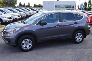 Used 2015 Honda CR-V LX for sale in Longueuil, QC