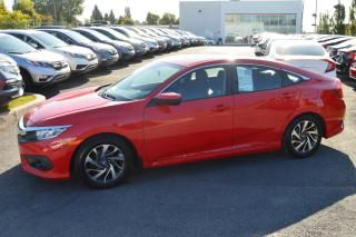 Used 2017 Honda Civic EX ***voiture jamais accidenté*** for sale in Longueuil, QC