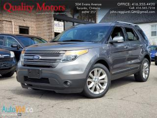 Used 2014 Ford Explorer LIMITED for sale in Etobicoke, ON