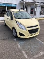 Used 2013 Chevrolet Spark 5 portes à hayon, à b. man., LS for sale in St-Boniface, QC
