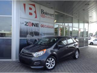Used 2016 Kia Rio 2016 Kia Rio 5 AUTOMATIQUE A/C CAMÉRA DE RECUL for sale in Blainville, QC