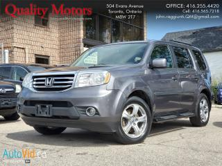 Used 2014 Honda Pilot EX-L for sale in Etobicoke, ON