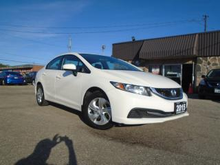 Used 2015 Honda Civic AUTO NO ACCIDENT SAFETY  B-TOOTH B CAMERA H-SEATS for sale in Oakville, ON