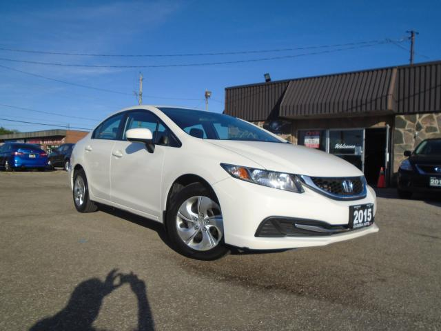 2015 Honda Civic AUTO NO ACCIDENT SAFETY  B-TOOTH B CAMERA H-SEATS