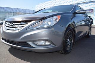 Used 2013 Hyundai Sonata LIMITED for sale in St-Eustache, QC