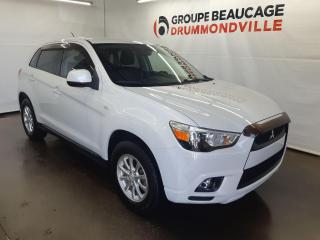 Used 2011 Mitsubishi RVR SE for sale in Drummondville, QC