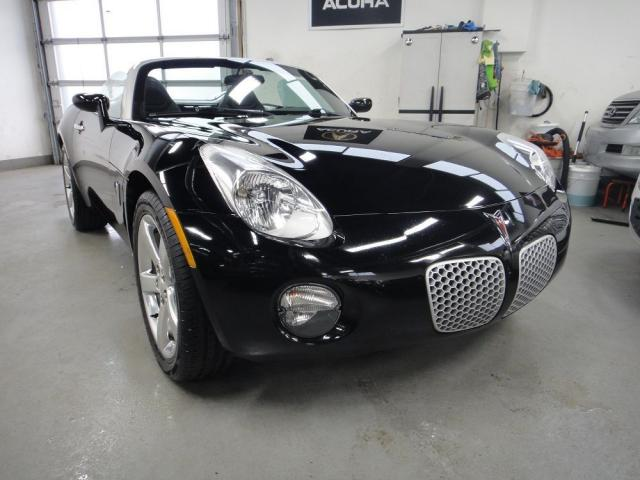 2006 Pontiac Solstice ONE OWNER,NO ACCIDENT,CONVERTIBLE