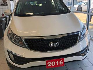 Used 2016 Kia Sportage LX for sale in Brandon, MB