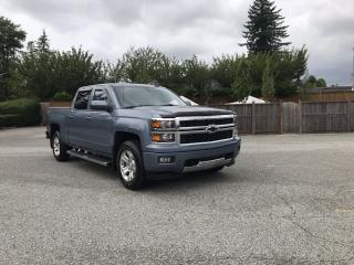 Used 2015 Chevrolet Silverado 1500 LT for sale in Surrey, BC