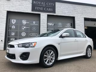 Used 2016 Mitsubishi Lancer ES AWD Bluetooth Paddle Shifters for sale in Guelph, ON