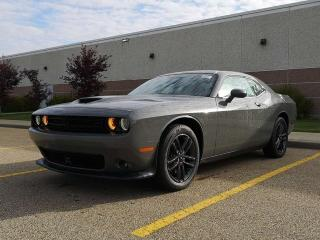 Used 2019 Dodge Challenger GT AWD for sale in Edmonton, AB