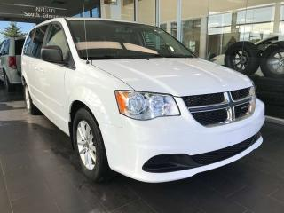 Used 2016 Dodge Grand Caravan SXT, ACCIDENT FREE, POWER SEATS, DVD ENTERTAINMENT SYSTEM, BACK-UP CAMERA for sale in Edmonton, AB