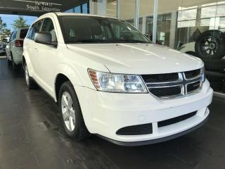 Used 2015 Dodge Journey CANADA VALUE PACKAGE, CRUISE CONTROL, KEYLESS IGNITION, A/C for sale in Edmonton, AB