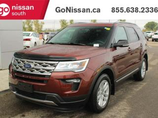 Used 2018 Ford Explorer XLT BACK UP CAMERA NAVIGATION BLUETOOTH for sale in Edmonton, AB