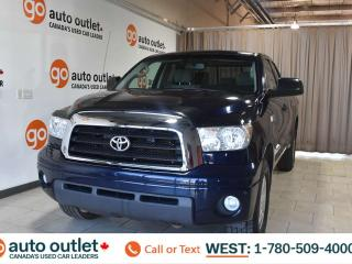 Used 2008 Toyota Tundra SR5, 4x4, Double cab, Short box, Cloth seats, Tow package for sale in Edmonton, AB